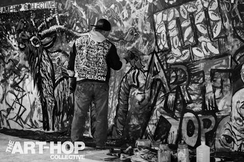 The Art-Hop Collective, December 2018