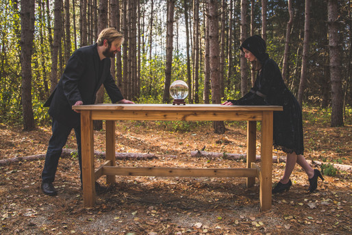 Table in the Woods, Indie, Contemporary Instrumental