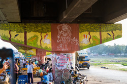 Painted Underpass