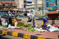 Open Air Market - Mysore
