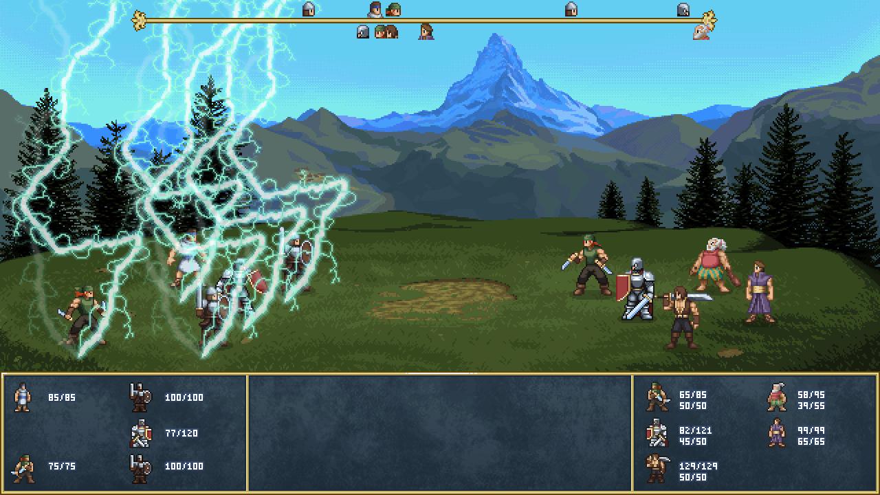 Chronicle of Ruin |KS| Tactical JRPG inspired by Ogre Battle/FF VI