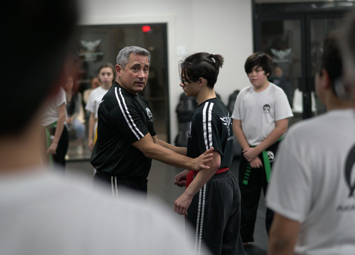 How Martial Art's Can Help Discourage Violence