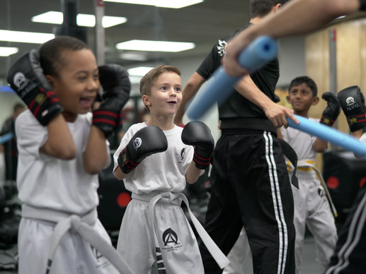 5 Key Benefits of Martial Arts For Kids In Miami