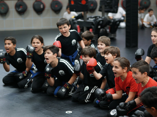 Teaching Kids Mixed Martial Arts Is A Winning Approach