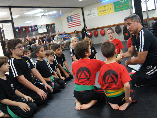 12 Benefits of Martial Arts For Kids