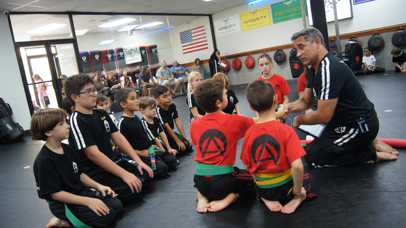 Why You Should Start Training Karate From An Early Age