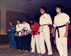 US Open Karate Championship - 1987