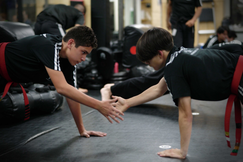 How Taking MMA Classes Develops Leadership Skills