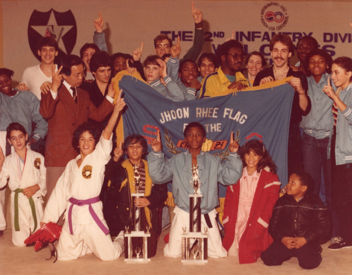 Flag of Champions - 1982