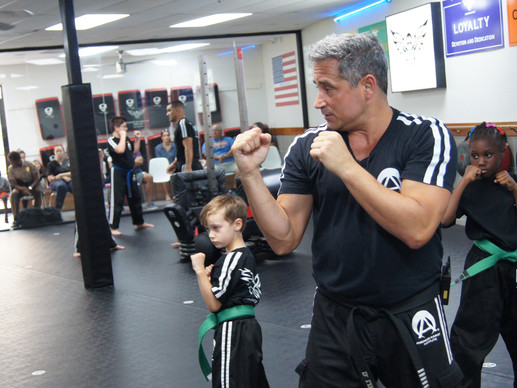 Three Ways Parents & American Karate Institute Helps Bully-Proof Your Child