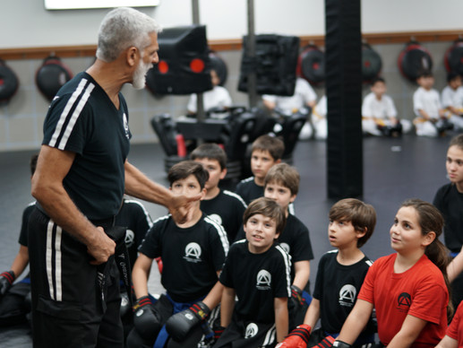 Lessons You Will Learn At The American Karate Institute