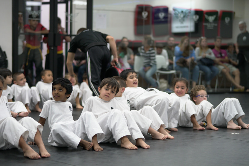 Martial Arts Can Help Your Child Make New Friends