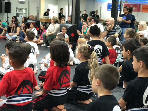 Why Kids & Parents Should Attend Martial Arts Classes Together