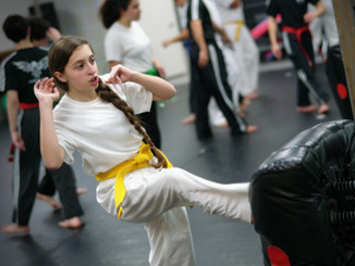 Teens Mixed Martial Arts