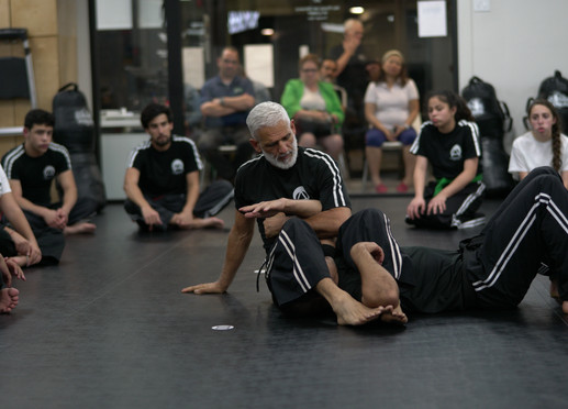 An Inside Look: Jiu-Jitsu