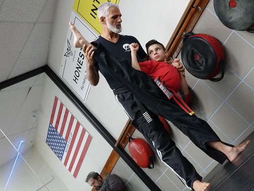 Martial Arts & Respect
