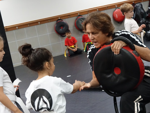 The Benefits of Women taking Martial Arts Classes At AKI
