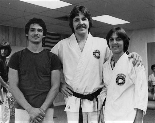Master Jeff Smith with Angel & Regina Gonzalez