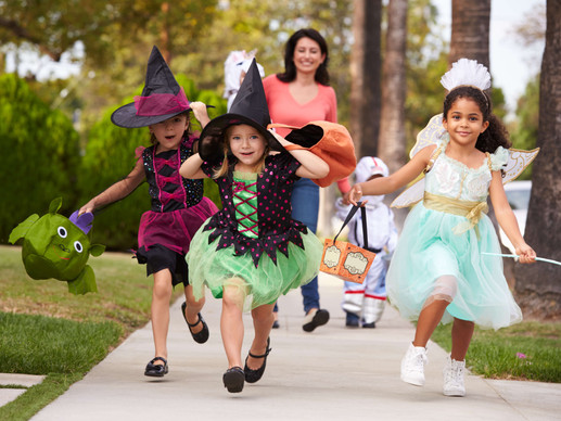 5 Halloween Safety Tips For You And Your Children