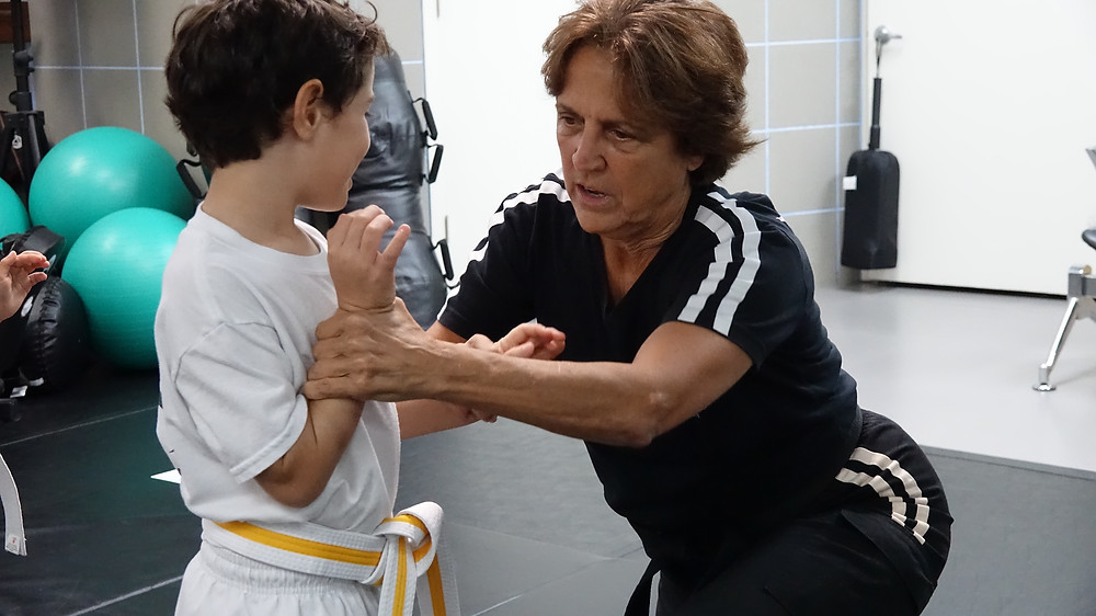 Master Regina Gonzalez