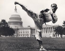 Master Jhoon Rhee in D.C.