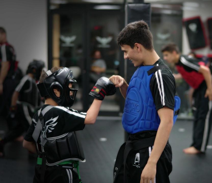 MMA & Bully Prevention