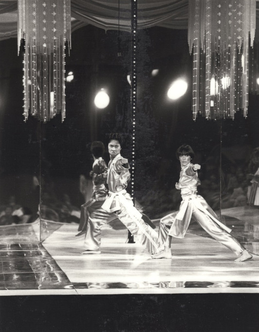 Dance Fever Competition - 1982