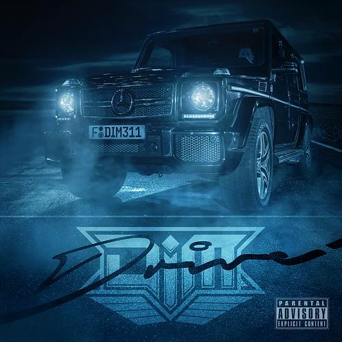 "Dim - ""Drive"" (CD) Ltd. Edition EP"