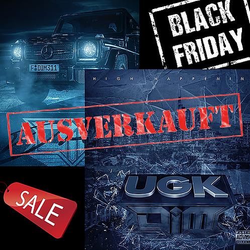 BLACK FRIDAY WEEKEND SPECIAL | Bundle UGK & Drive (handsigniert) + Sticker