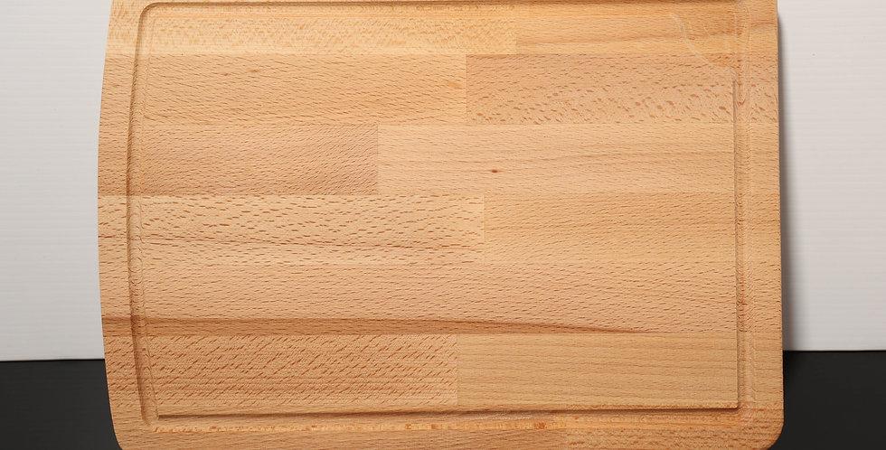 Custom Engraved Ikea Beech Wood Board 38cm x 27cm