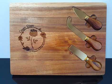 Wood Serving Board 1