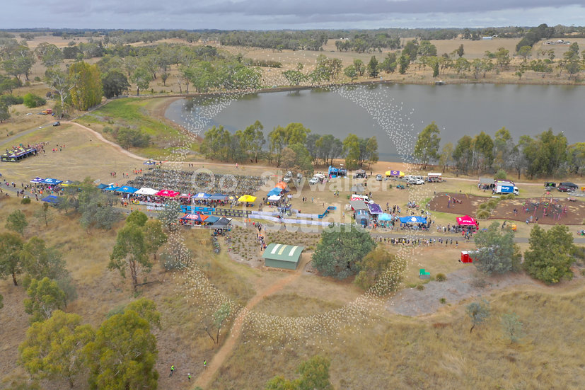 Aerial Photo of NSW Club Champs 2019