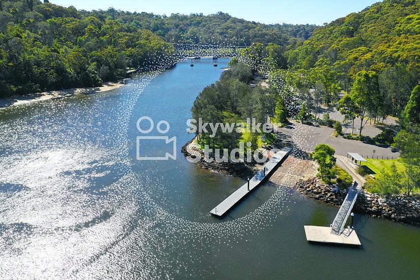 Roseville Boat Ramp, Sydney