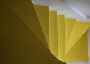 žluté Schody