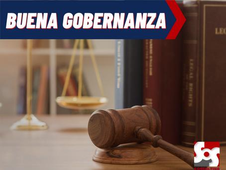 PRIMERA REFERENCIA INTERNACIONAL DE BUENA GOBERNANZA