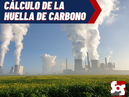 CÁLCULO DE LA HUELLA DE CARBONO EN LAS ORGANIZACIONES