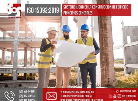La Norma ISO 15392:2019 para la sostenibilidad en el sector de la construcción se actualizó