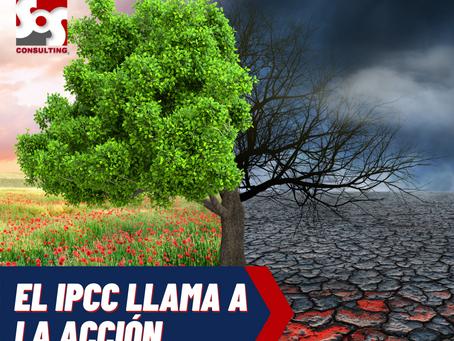 EL ÚLTIMO INFORME DEL IPCC LLAMA A LA ACCIÓN SOBRE EL CLIMA