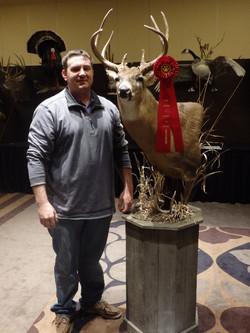 2015 Kansas Taxidermy Show