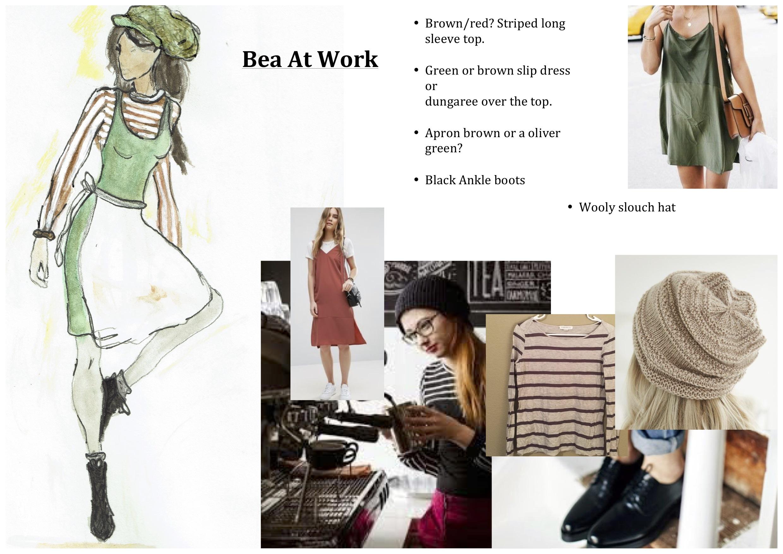Bea Working