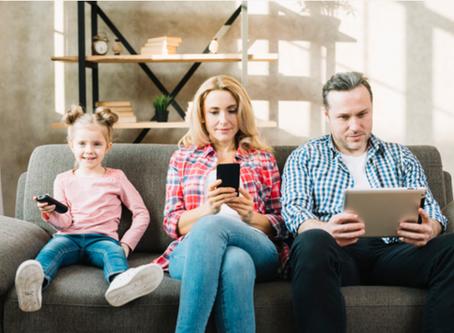 Les écrans : les effets sur le cerveau... et sur la vie de famille