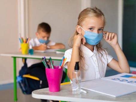 Le masque à l'école a-t-il des conséquences sur la santé émotionnelle, psychologique, cognitive...?