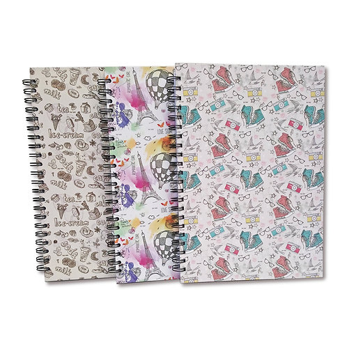 Cuaderno A4 Linea TRAVEL