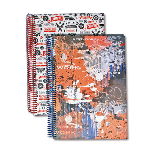 Cuaderno A4 Linea SPORT FUSION