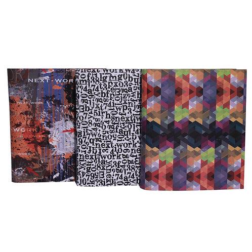 Carpeta cartoné  A4 Linea TRAVEL / SPLASH / POPART