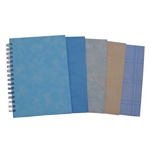 Cuaderno universitario Linea VINILICA FANTASÍA de hojas lisas
