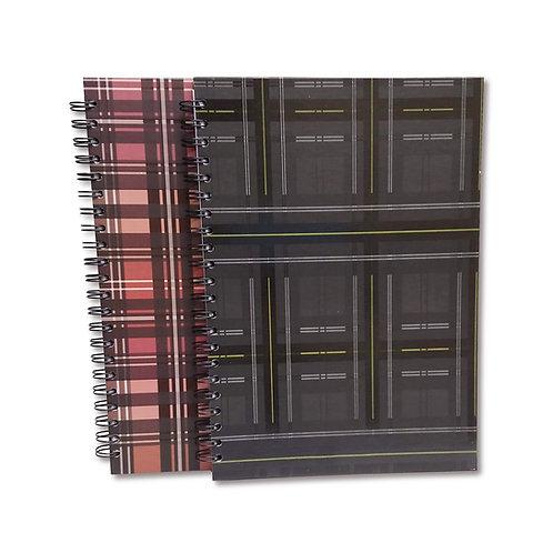 Cuaderno 1/2 oficio Linea SCOTISH