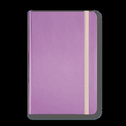 Libreta A5 Bullet Journal Pastel engomada