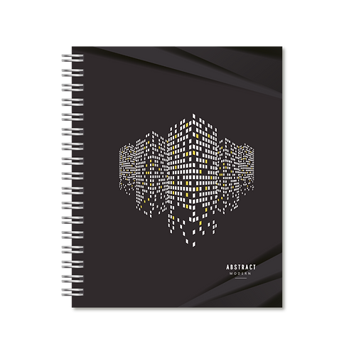 Cuaderno 1/2 oficio Linea CLASSIC MEN