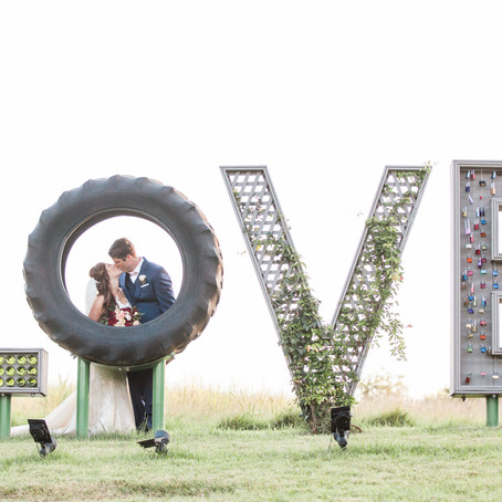 Elana & Ryan: Summer Love at Airlie
